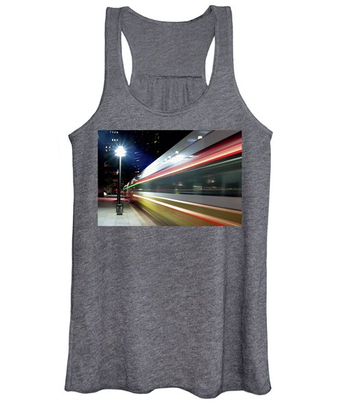 Dallas Dart Train 012518 Women's Tank Top
