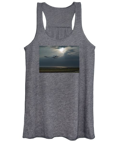 Dambusters Training Over The Wash Women's Tank Top