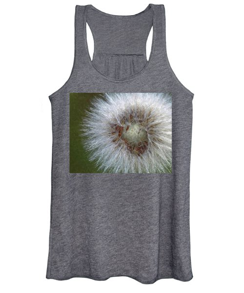 Dandelion Women's Tank Top