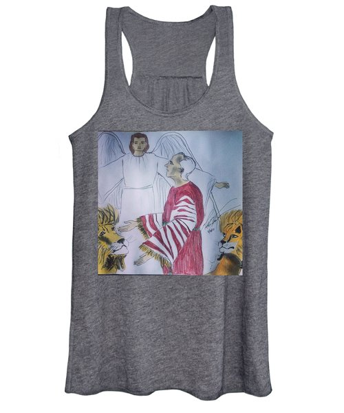 Daniel And Lion's Den Women's Tank Top