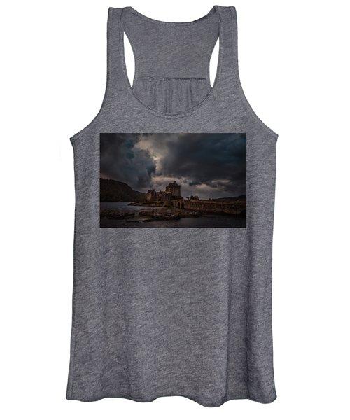 Dark Clouds #h2 Women's Tank Top
