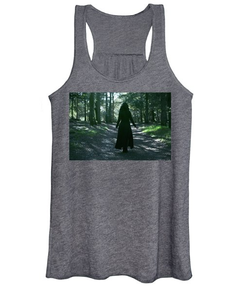 Dark Goddess Women's Tank Top