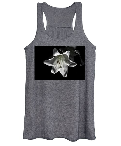 Dark Lilly Women's Tank Top