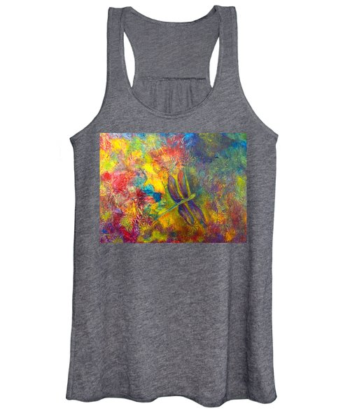 Darling Dragonfly Women's Tank Top