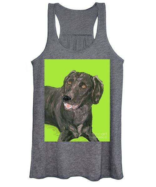 Date With Paint Sept 18 7 Women's Tank Top