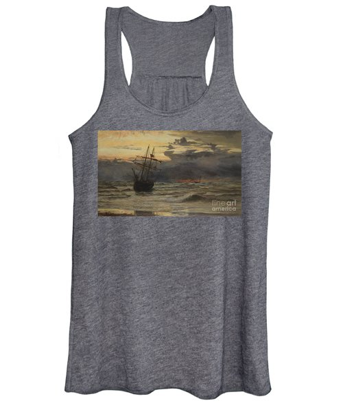 Dawn After The Storm Women's Tank Top