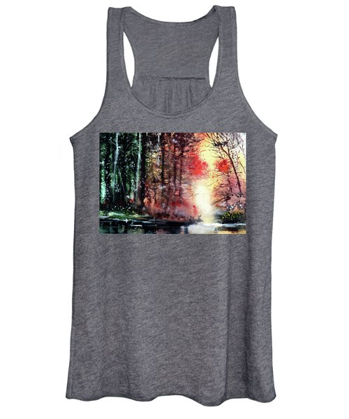 Daybreak 2 Women's Tank Top