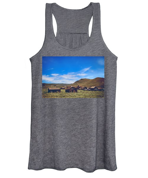 Days Of Old Women's Tank Top