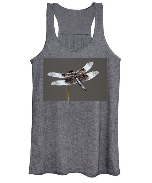 Dazzling Dragonfly Women's Tank Top