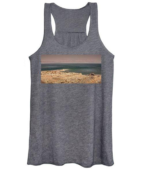 Dead Sea Coastline 1 Women's Tank Top
