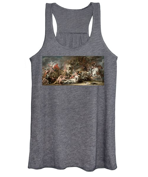Death On The Pale Horse Women's Tank Top