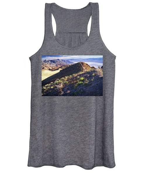 Death Valley At Spring Women's Tank Top