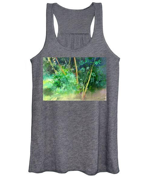 Deep Women's Tank Top
