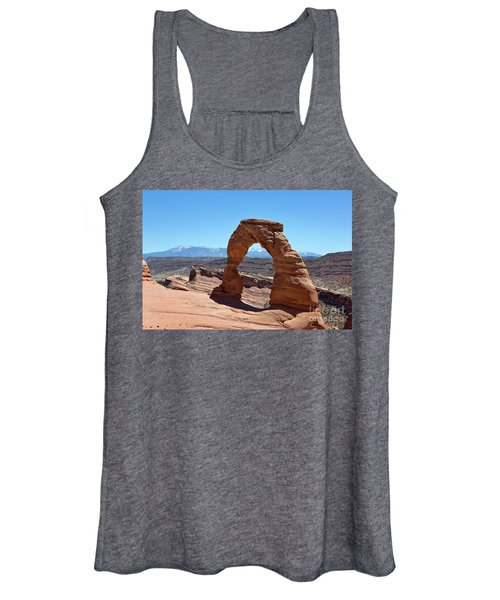 Delicate Arch Arches National Park Women's Tank Top