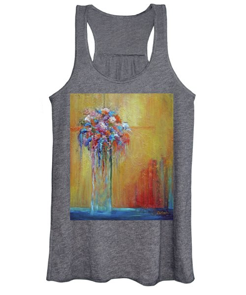Delivered In Time Women's Tank Top