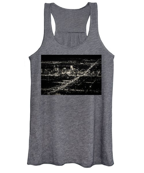 Denver Skyline Women's Tank Top