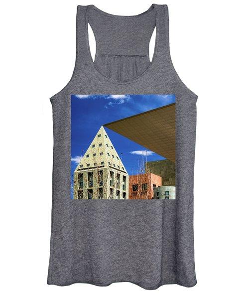 Denver Urban Geometry Women's Tank Top