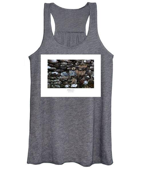 Derelict Women's Tank Top