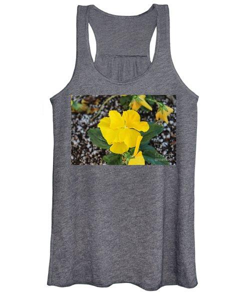Floral Desert Beauty Women's Tank Top