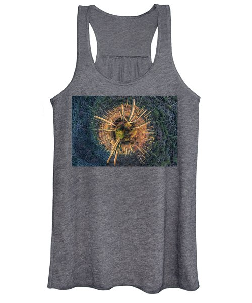 Desert Big Bang Women's Tank Top