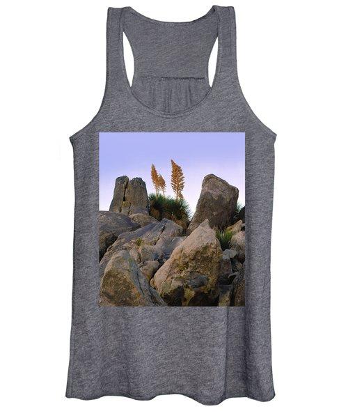 Desert Flags Women's Tank Top