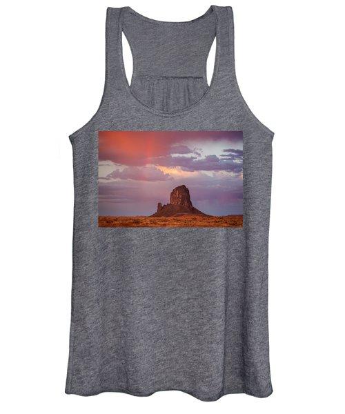Desert Rainbow Women's Tank Top