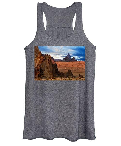 Desert Rocks Women's Tank Top