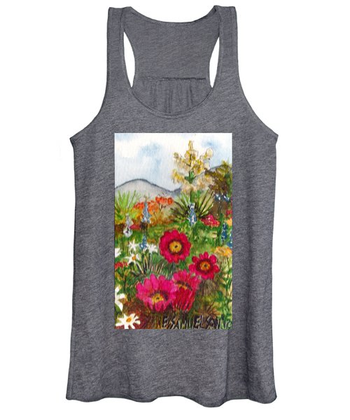 Desert Spring Women's Tank Top