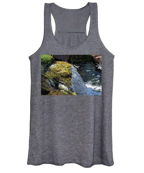 Desert Waterfall Women's Tank Top