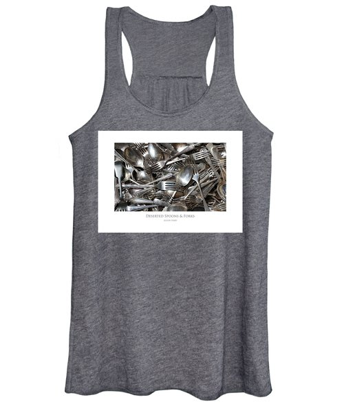 Deserted Spoons And Forkes Women's Tank Top