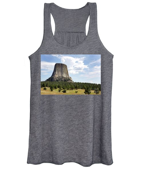 Devils Tower National Monument Women's Tank Top