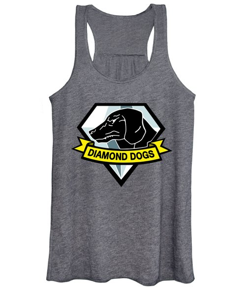 Diamond Dogs Women's Tank Top