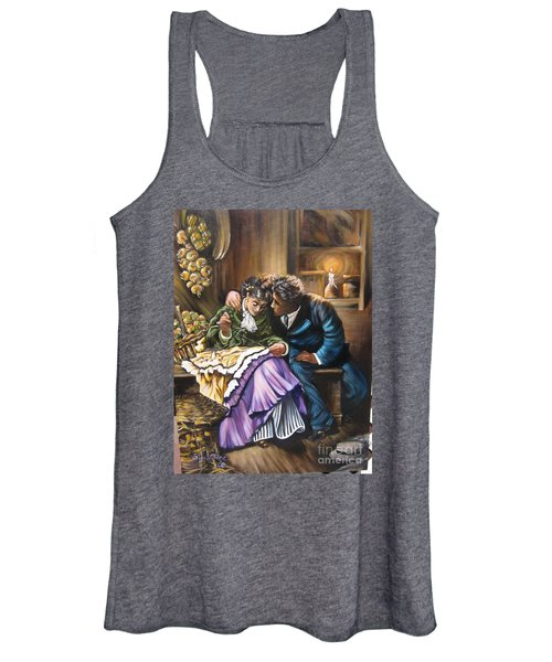 American History    Will You Marry  Me? Women's Tank Top