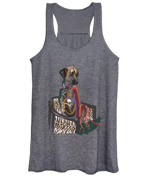 Dog Scoop Women's Tank Top