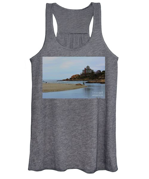 Dogs And Surf Women's Tank Top