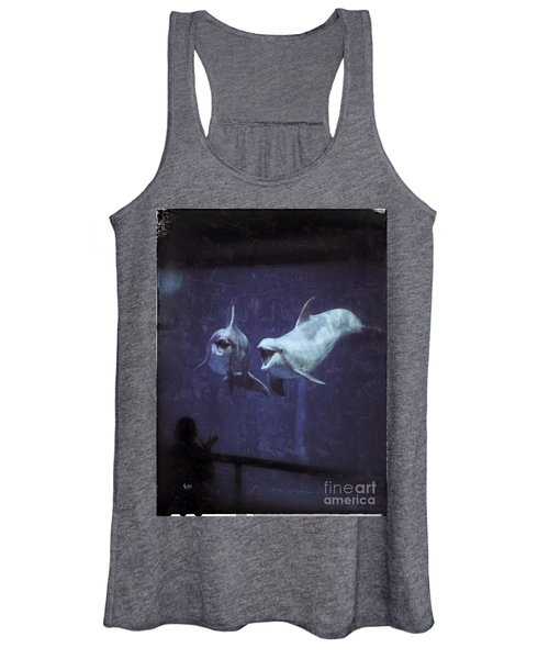Dolphinspiration Women's Tank Top