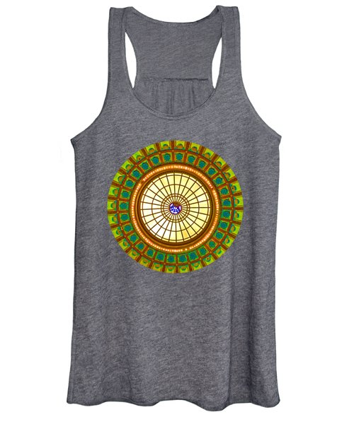 Dome Abstract 1 Women's Tank Top