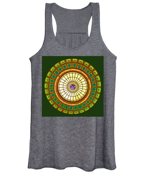 Dome Abstract 2 Women's Tank Top