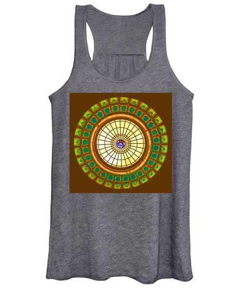 Dome Abstract 3 Women's Tank Top