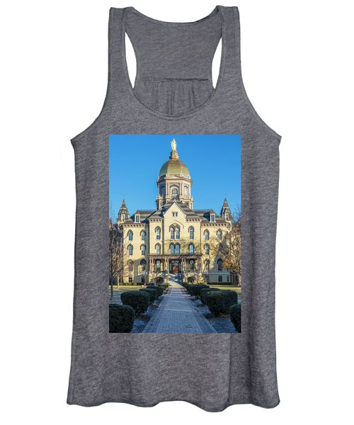 Dome At University Of Notre Dame  Women's Tank Top