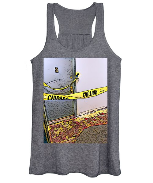 Door Of Perception Women's Tank Top