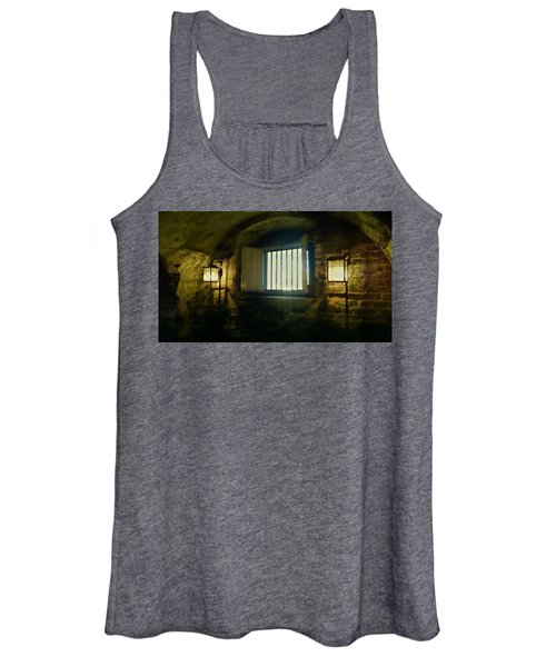 Downtown Dungeon Women's Tank Top