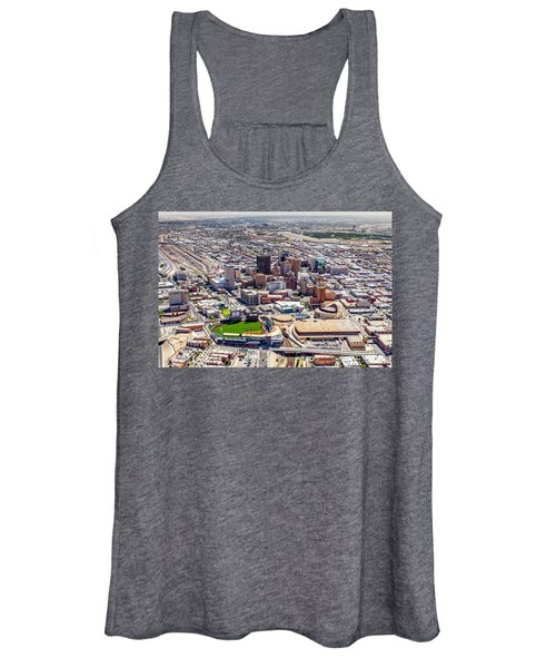 Downtown El Paso Women's Tank Top