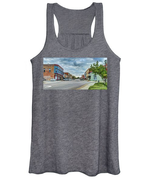 Downtown Hamlet Women's Tank Top