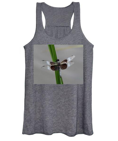 Dragon Fly Women's Tank Top