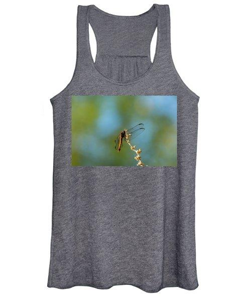 Dragonfly Wings Women's Tank Top