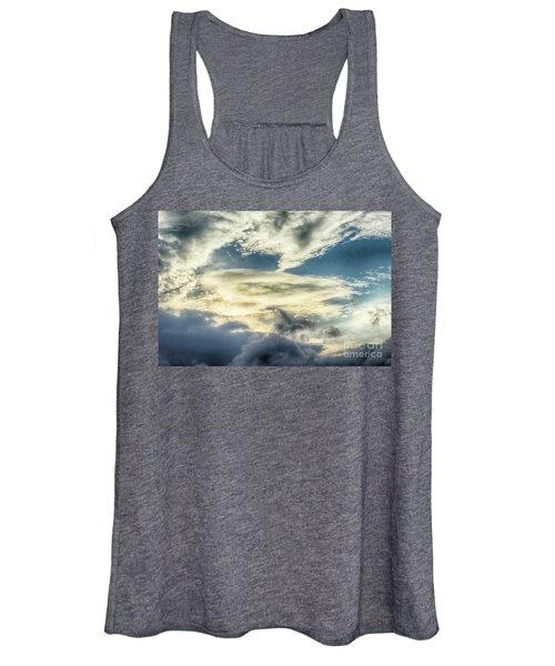 Drama Clouds Women's Tank Top
