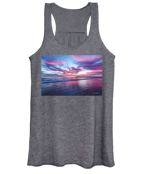 Drapery Women's Tank Top