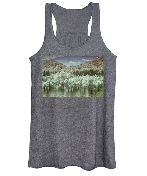 Dreaming Without Words Women's Tank Top