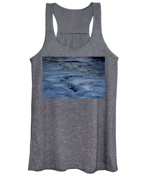 Dry Fork Freeze Women's Tank Top